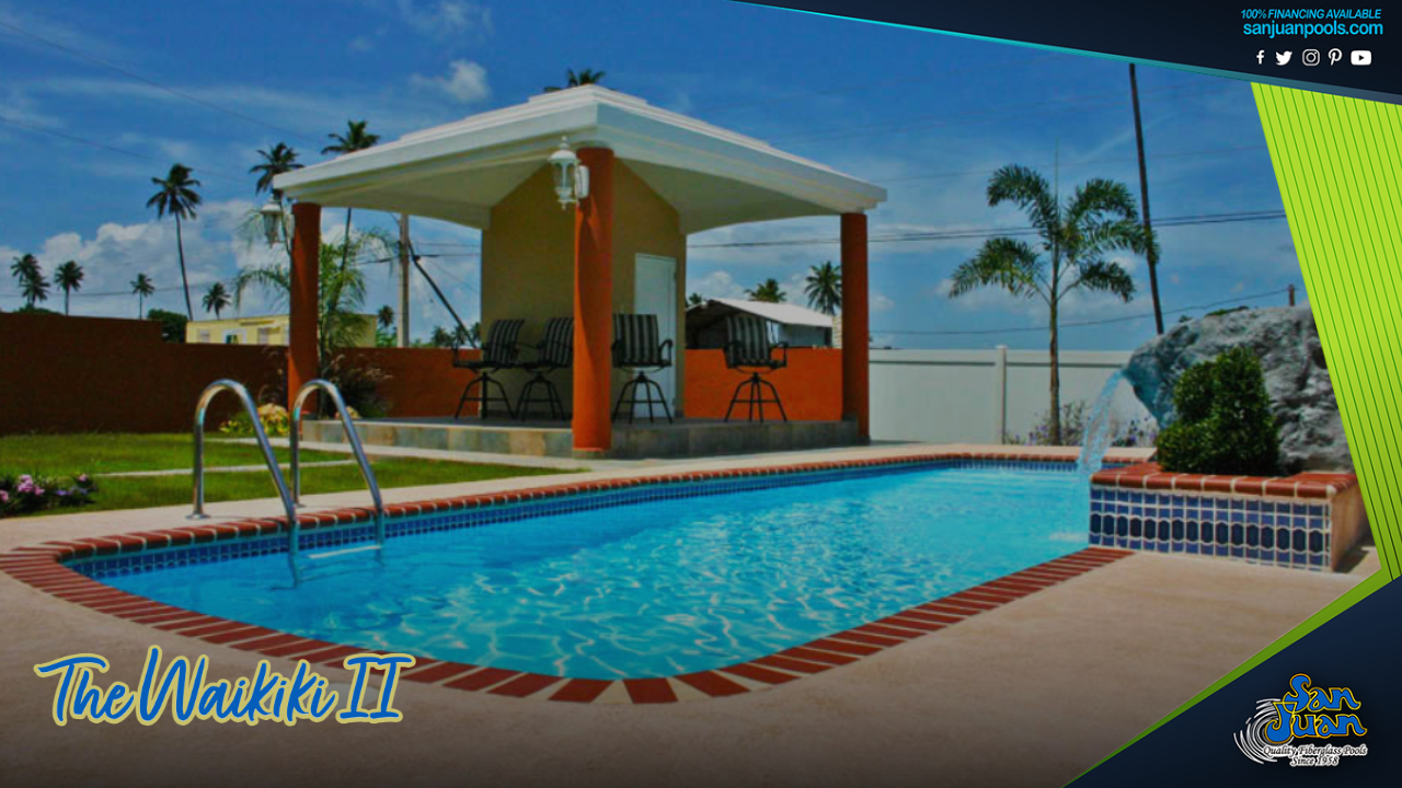 """The Waikiki II – A Modern Designed with """"Bowed Out"""" Walls"""