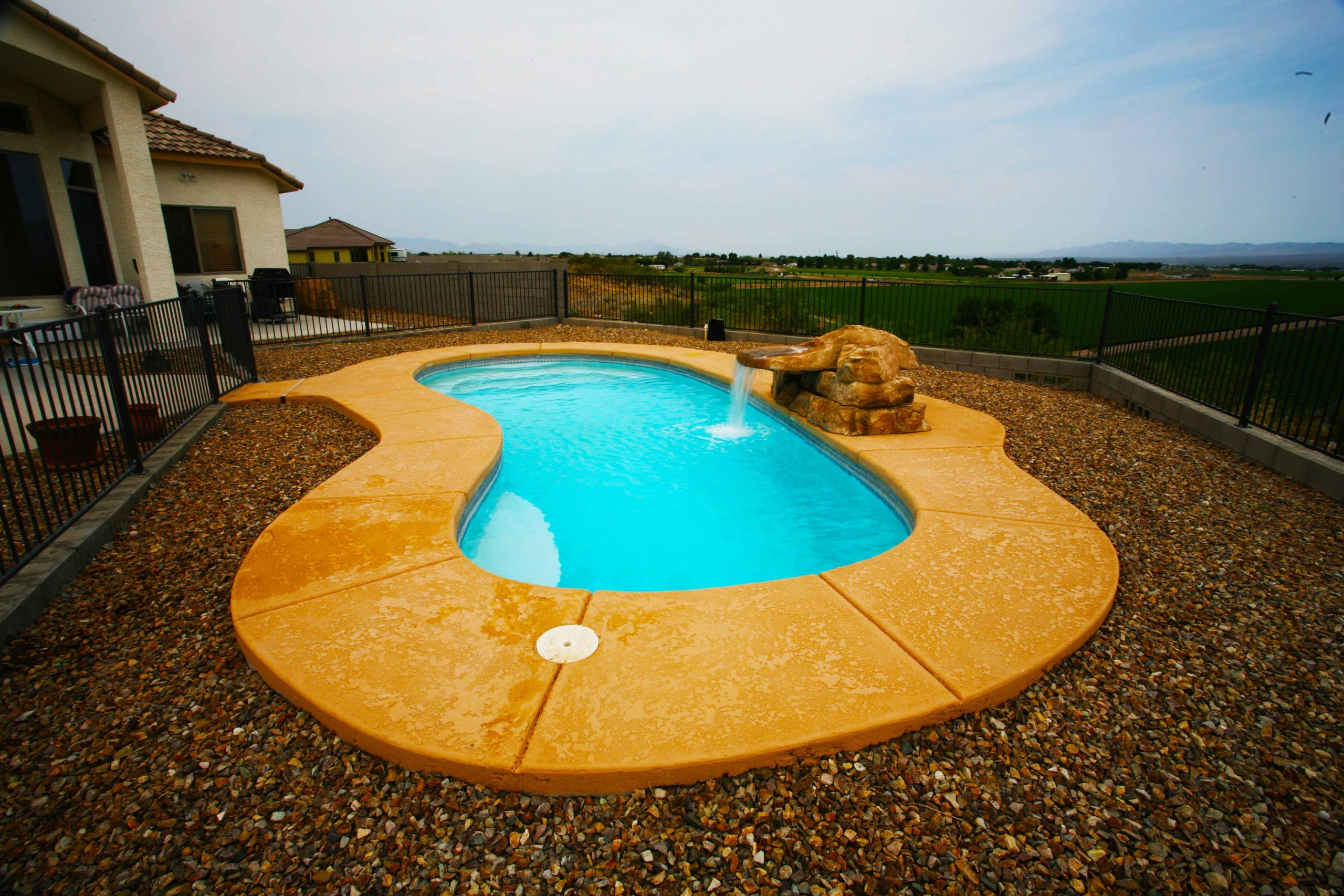 The Catalina | San Juan Fiberglass Pools