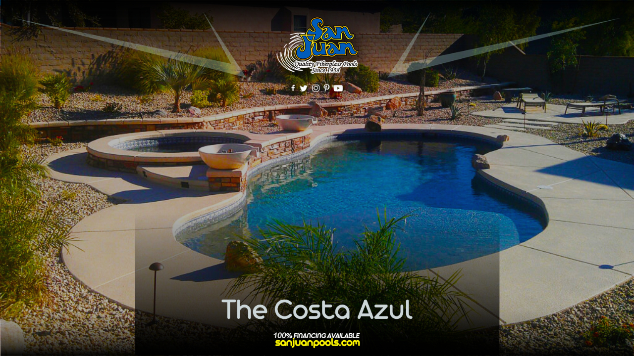 The Costa Azul – A Free Form Pool with Hidden Features