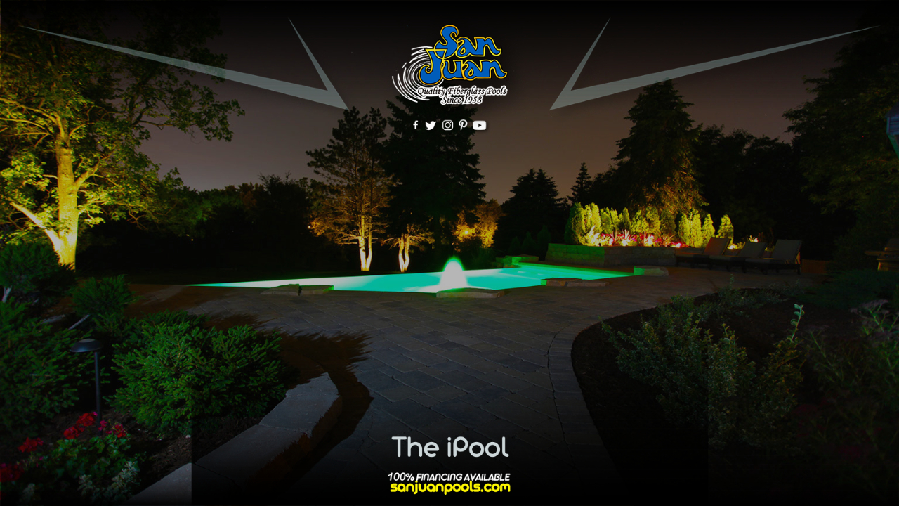 The iPool – INTEGRATION WITH MODERN TECHNOLOGY