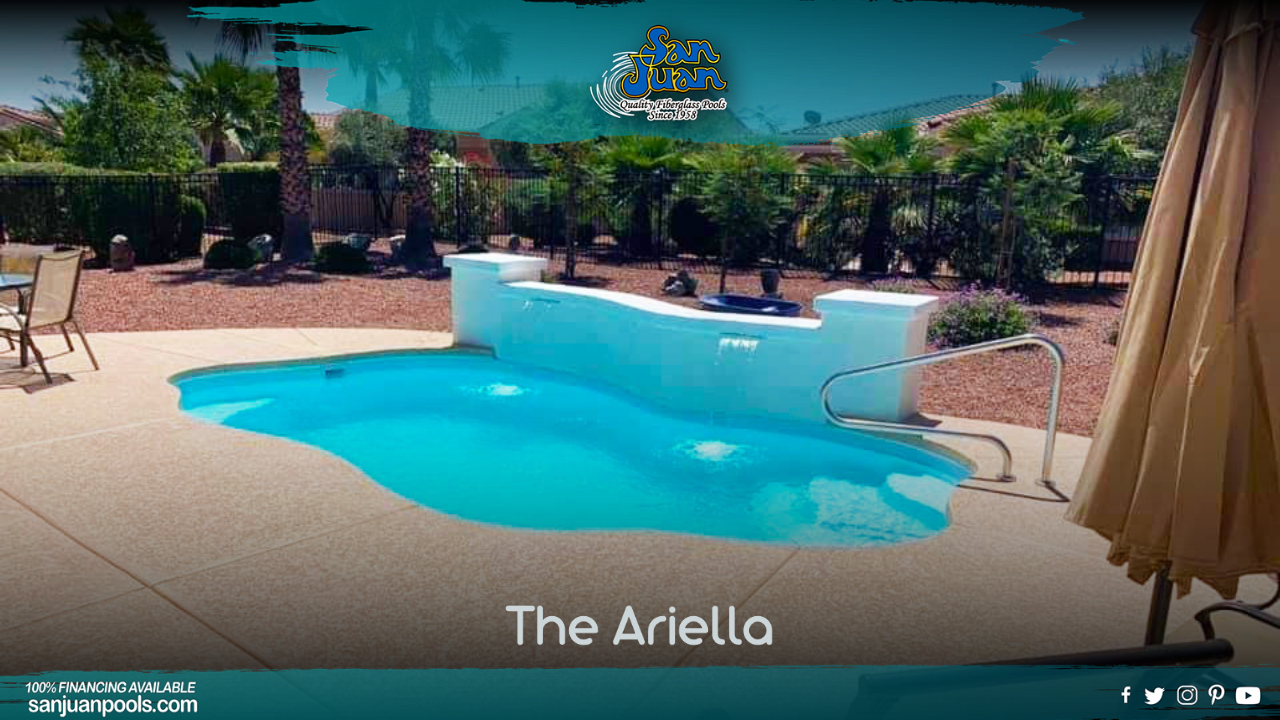 The Ariella works exceptionally well for those who live in urban environments with limited yard space.