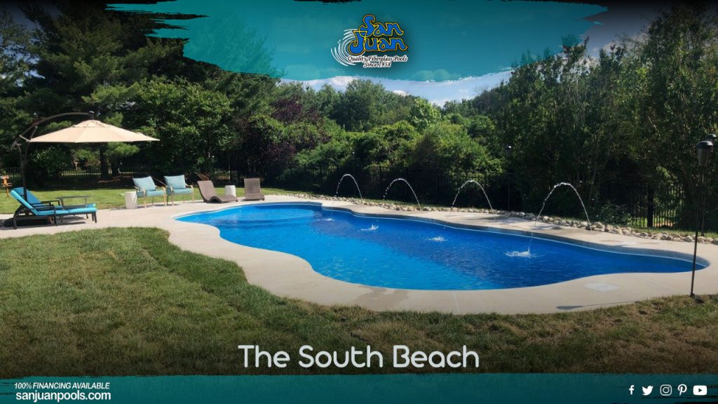 The South Beach – A Shallow End Beach Entry Design