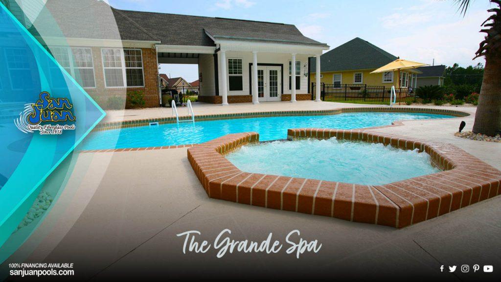 The Grande Spa – A Unique Octagon Layout