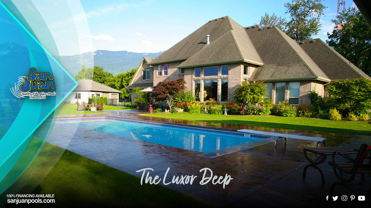 The Luxor Deep – A Deep End Lap Swimming Pool