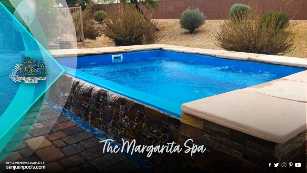 The Margarita Spa – A Rectangular Spa with Negative Edge Spillover