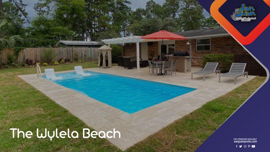 The Wylela Beach – A Rectangular, Beach Entry